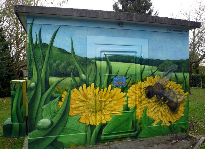 Déco JEODE abeille