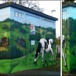 Les Vaches EDF- par JEODE - Pomponne (77) - Octobre 2013