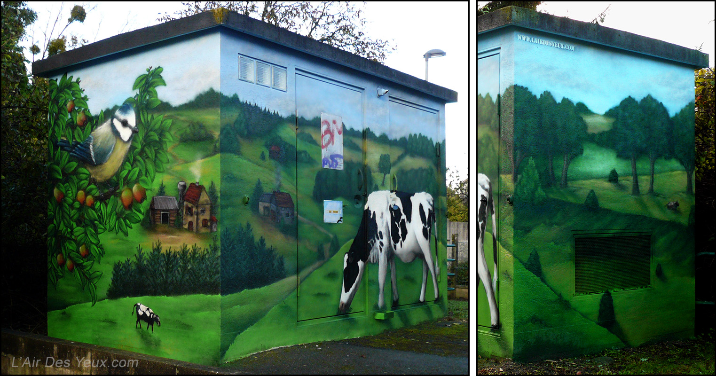 EDF Les Vaches