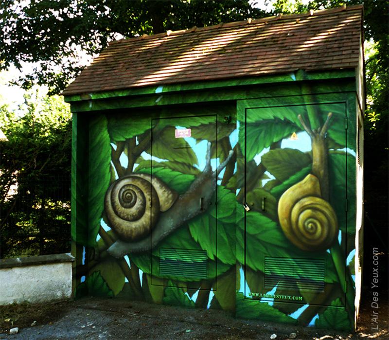 EDF Les escargots