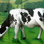 Les vaches EDF détail - par JEODE - Pomponne (77) - Octobre 2013