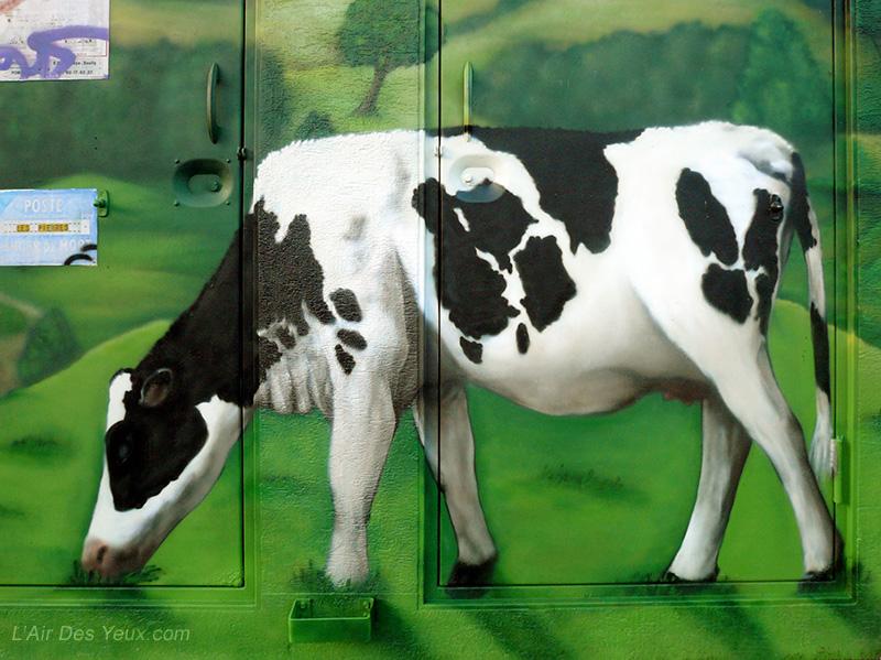 Détail EDF Les Vaches