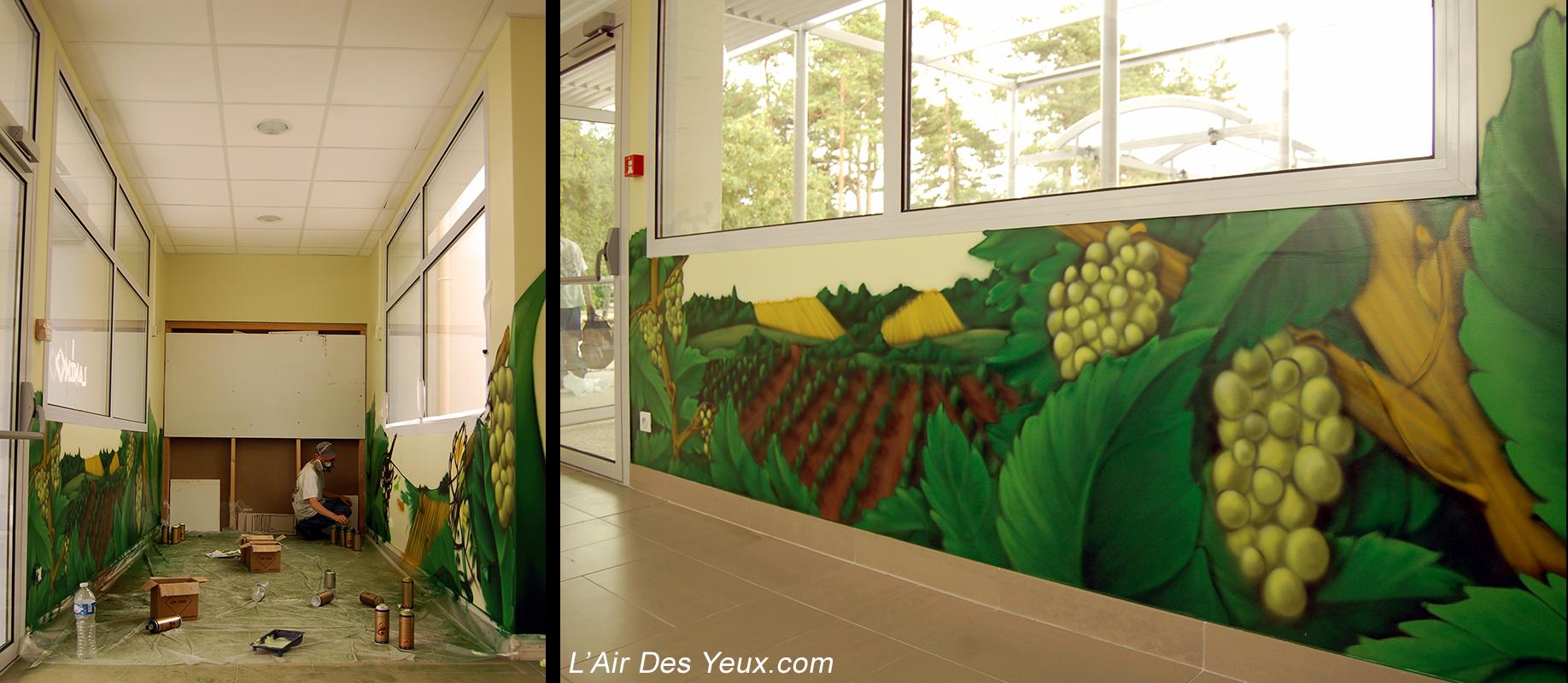 eden café (37) JEODE - Juillet 2010 (4,10m x 0,80m)
