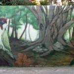 Sous bois (77) JEODE & HUMAN - Oct. 2010 (7,50mx 2,50m)